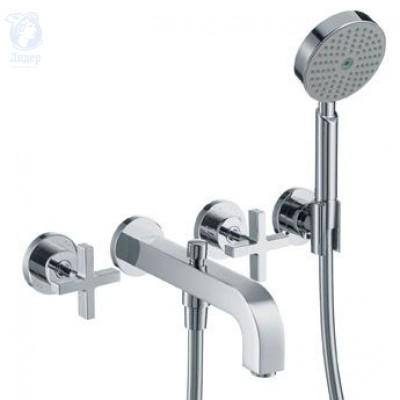 Смеситель Axor Citterio 39447000 для ванны и душа