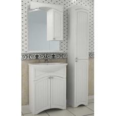 АСБ-Мебель Лилия 65 лайн комплект, белый глянец