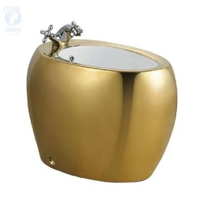 Биде Laguraty 3966C Golden
