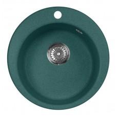 Мойка кухонная AquaGranitEx M-05 (305) зеленый