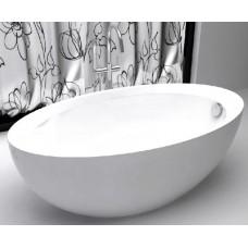 Акриловая ванна Gemy 9217