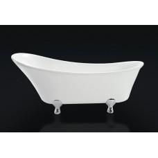 Акриловая ванна BelBagno BB23-CRM