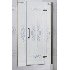 Душевая дверь Cezares Magic B-13 40+60/60 C-Br