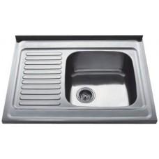 Кухонные мойки Frap F6080R правая/левая