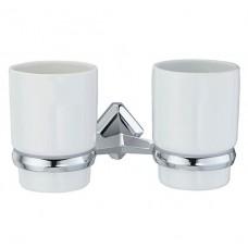 Wasser Kraft Aller К-1128DC стакан с двойным держателем
