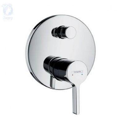 Смеситель Hansgrohe Metris S 31465000 для ванны, внешняя часть