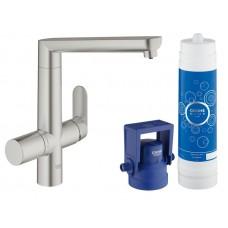 Смеситель для мойки и фильтрованной воды Grohe 31344DC1