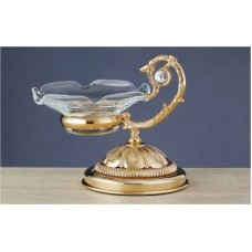 Flab Anastasia AN289S мыльница настольная золото