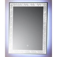 Зеркало Crocus YJ-1995H с сенсорной LED подсветкой