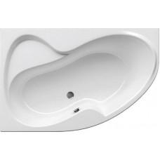 Акриловая ванна Ravak Asymmetric 160