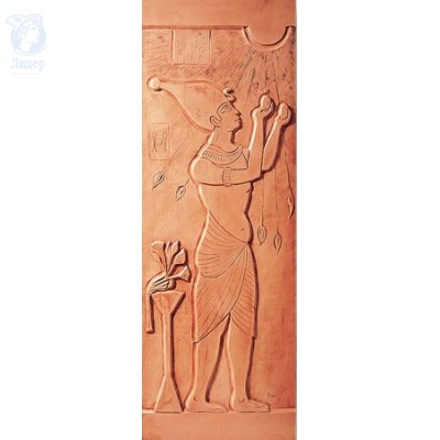Cinier Egyptien каменный радиатор, электрический