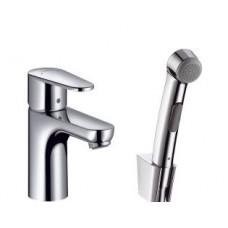 Смеситель Hansgrohe Talis E2 31165000 для раковины с гигиенич. душем