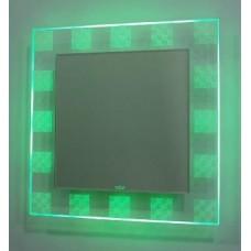 Зеркало Crocus YJ-1690 с 3D-эффектом