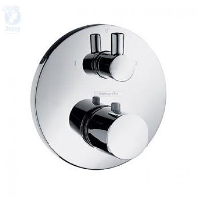 Термостатический смеситель HG Ecostat S 15721000 для ванны и душа