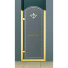 Душевая дверь Cezares Retro B-1-90-CP-G