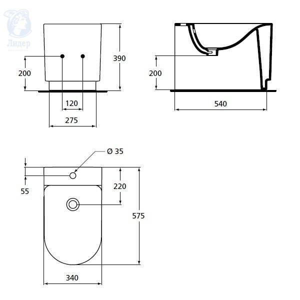 ideal standard moments k506201. Black Bedroom Furniture Sets. Home Design Ideas