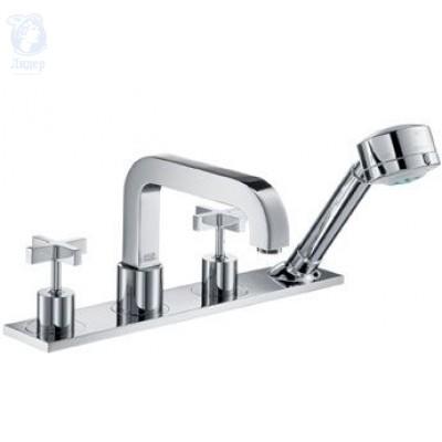Смеситель Axor Citterio 39452000 для ванны