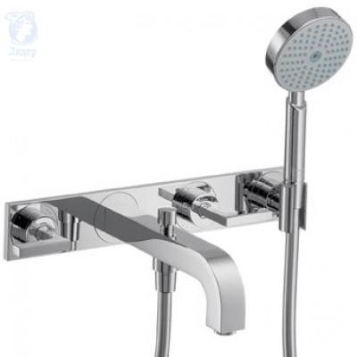 Смеситель Axor Citterio 39442000 для ванны и душа