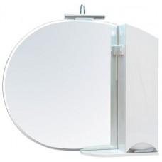 Зеркало Аква Родос Глория 95 левое или правое с подсветкой