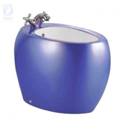 Биде Laguraty 3966C Blue