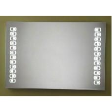 Зеркало Crocus YJ-1830Y с сенсорной LED подсветкой