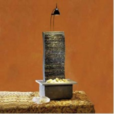 Seliger Suna  20010 фонтан из натурального сланеца