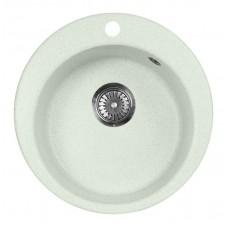 Мойка кухонная AquaGranitEx M-05 (303) салатовый