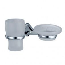 Wasser Kraft Aller К-1126 держатель стакана и мыльницы