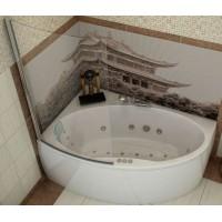 Акриловая ванна AEssel Ориноко лев/прав