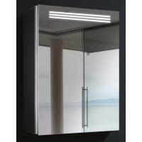 Зеркальный шкаф Esbano ES-2402 с подсветкой и линзой