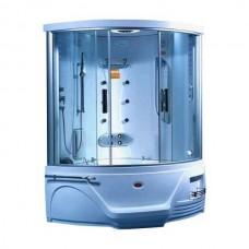Душевая кабина с ванной Potter PZS1313 II B2 (L1)