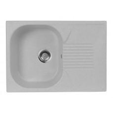 Мойка кухонная AquaGranitEx M-70 (310) серый
