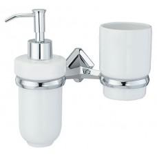 Wasser Kraft Aller К-1189C держатель стакана и дозатора