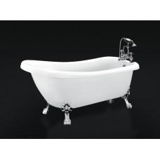 Акриловая ванна BelBagno BB20-CRM