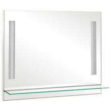 Зеркало Аква Родос Милано 95 с полкой