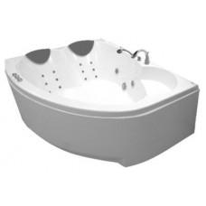 Акриловая ванна Thermolux Infinity Love гидромассаж, спинной, панель