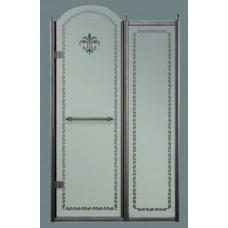 Душевая дверь Cezares Retro B-11-100-PP-Cr