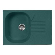 Мойка кухонная AquaGranitEx M-70 (305) зеленый