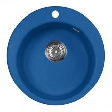 Мойка кухонная AquaGranitEx M-05 (323) синий