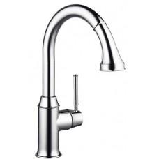 Смеситель Hansgrohe Talis Classic 14863000 для кухни с душем