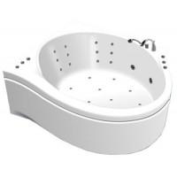 Акриловая ванна Thermolux Infinity Life аэромассаж с панелью