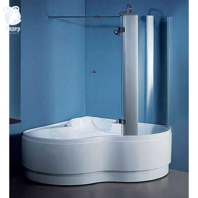 Ванна Golf Potter BS 1515 II с душевым ограждением